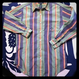 Ralph Lauren Smart Striped Shirt
